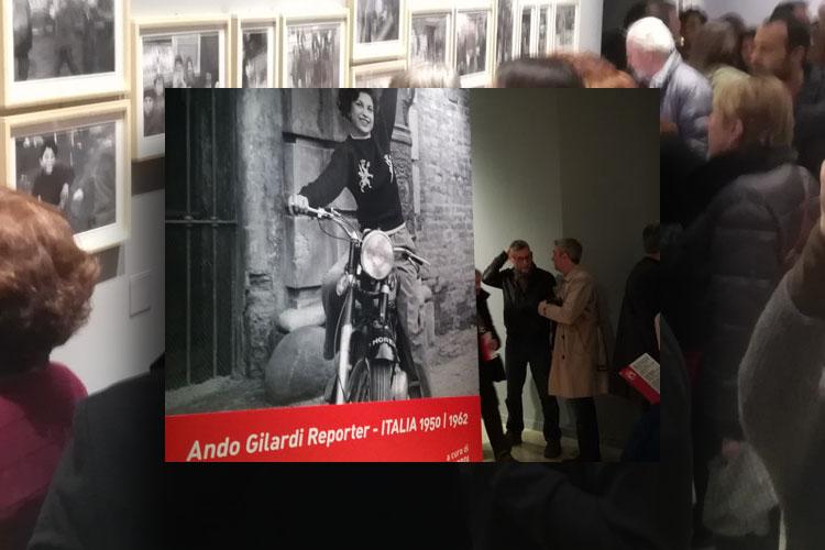 Ando Gilardi Reporter - ITALIA 1950/1962, Wunferkammer GAM Torino 15.3.2019-15.6.2019