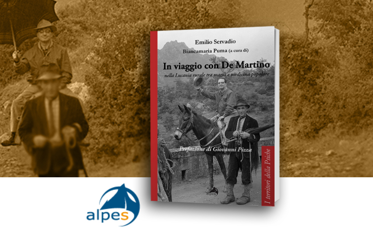 Emilio Servadio, In Viaggio con De Martino a cura di Biancamaria Puma