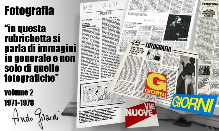 Fotografia Volume 2 - di Ando Gilardi