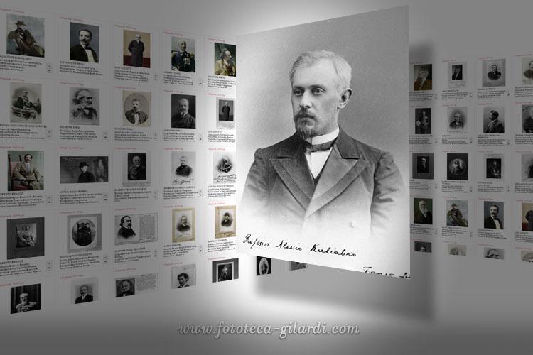 Aleksei Aleksandrovich Kuliabko - Società dei Reduci delle Patrie Battaglie