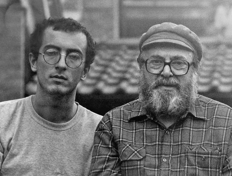 Massimo Missiroli e Ando Gilardi, Caldasio 1982