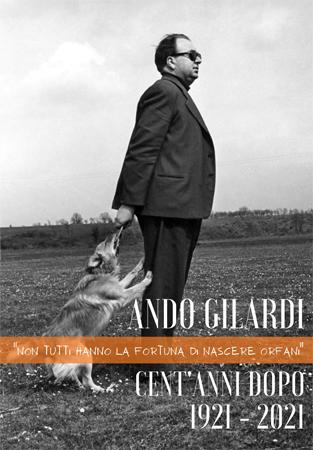 Ando Gilardi cent'anni dopo 1921-2021