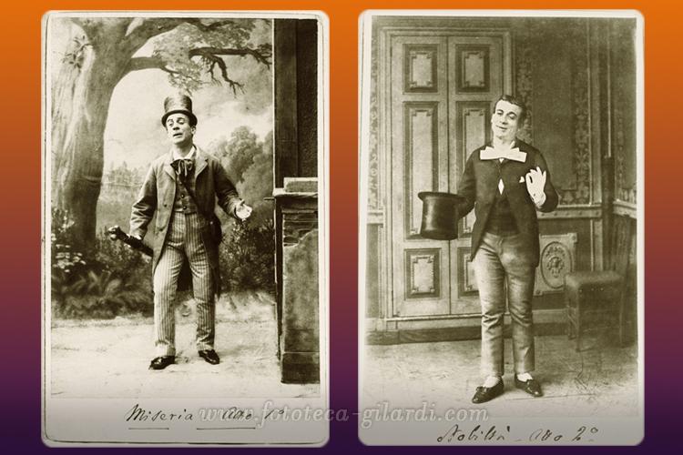 Eduardo Scarpetta 'Miseria e Nobiltà', 1888