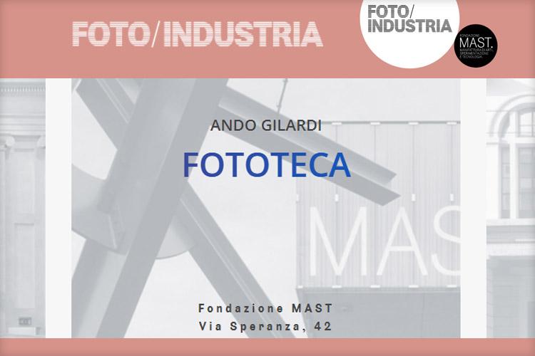 Fondazione MAST - V BIENNALE DI FOTOGRAFIA DELL'INDUSTRIA E DEL LAVORO Bologna ottobre 2021
